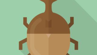 昆虫シルエットクイズ
